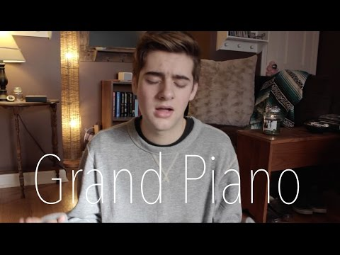Nicki Minaj - Grand Piano (cover)