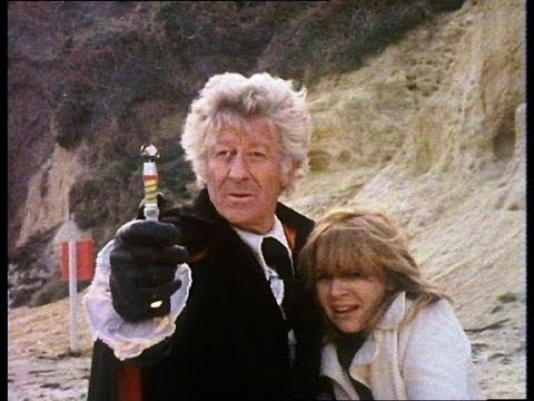 The Master Summons The Sea Devil | The Sea Devils | Doctor Who