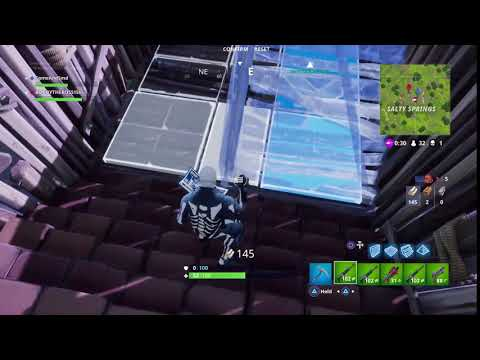 How to edit stairs (fortnite)