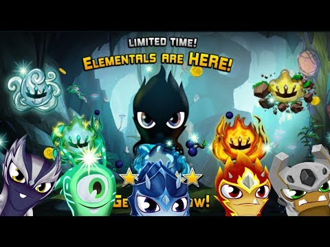 ELEMENTALS PACK! SLUGTERRA SLUG IT OUT 2, FIRE,WATER,AIR,EARTH AND ENERGY