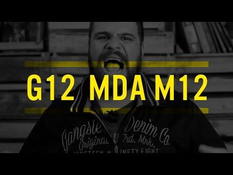 G12, M12, MDA e Células | Teologueiros