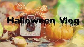 10/18-10/31 Halloween Vlog (Halloween Store, Pumpkin Patch, & Decorations!) Thumbnail