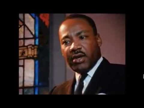 Dr. Martin Luther King Jr: