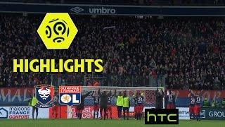 Video Gol Pertandingan Caen vs Olympique Lyonnais