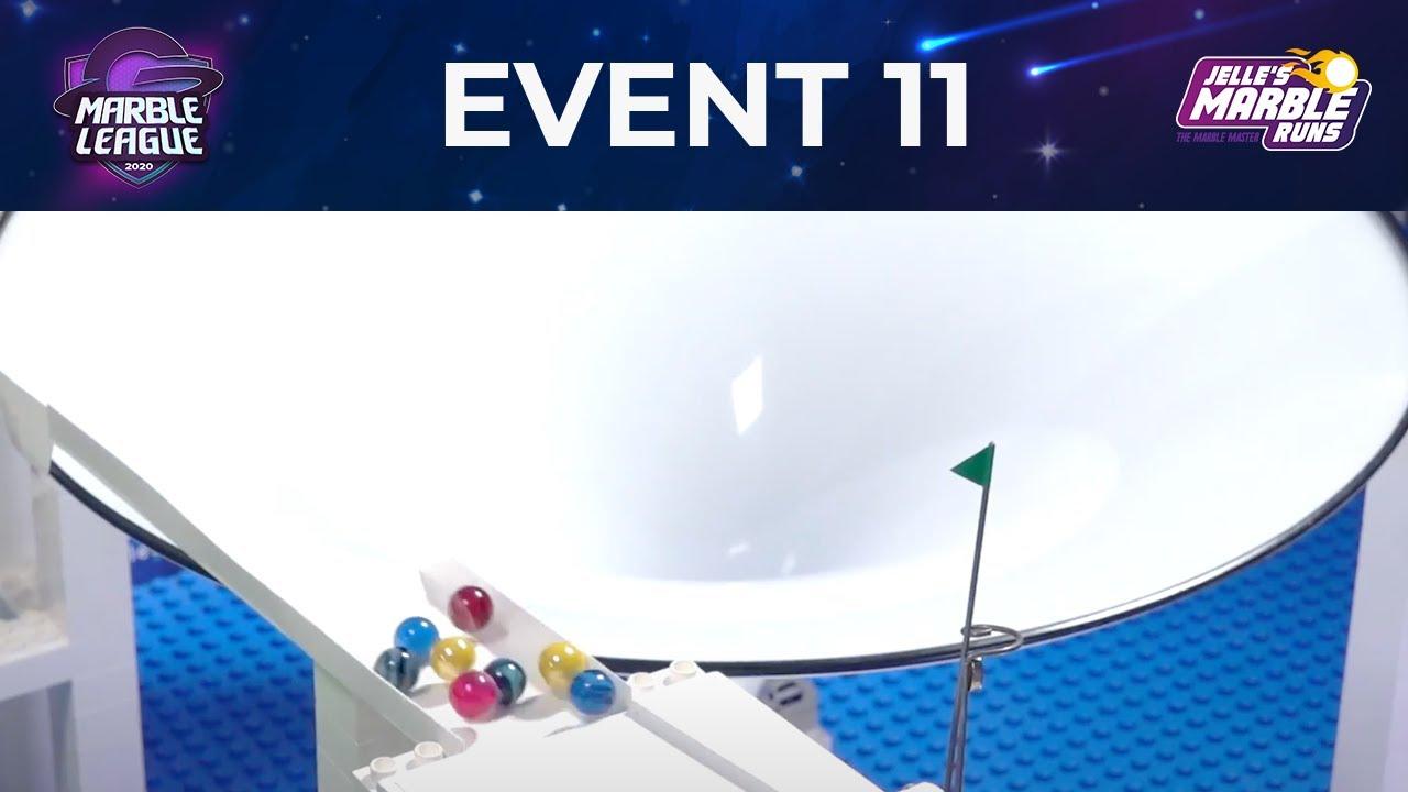 Black Hole Funnel | Marble League 2020 E11