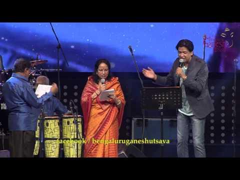 """""""Endendu Ninnanu Marethu Naniralare"""" song by Vani Jairam & Vijay Prakash @ 53rd BGU"""
