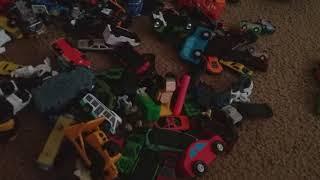 Organizing cars