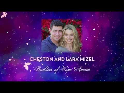 Lara and Cheston Mizel, Builders of Hope Honorees