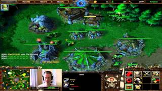 Warcraft 3 - 720 (GBR 2v2)
