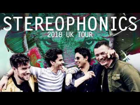 Stereophonics Tour Playlist