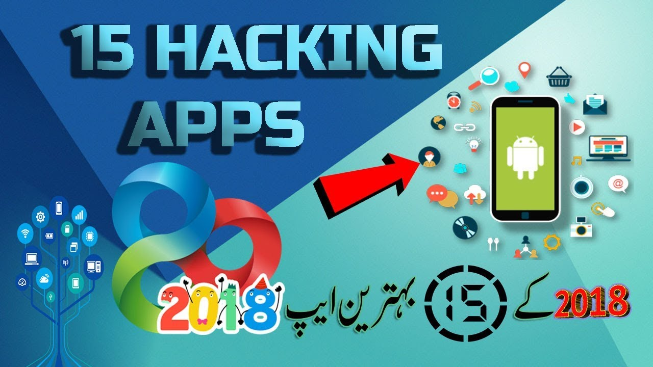 15 AWESOME Hacking Apps That Will Blow Your Mind [2018]