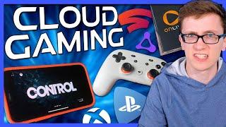 Cloud Gaming - Scott The Woz