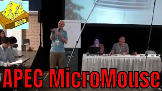 APEC 2017 Micromouse contest highlights
