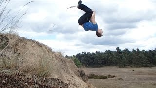 How I Overcome My Backflip Fear (Just Do It !)