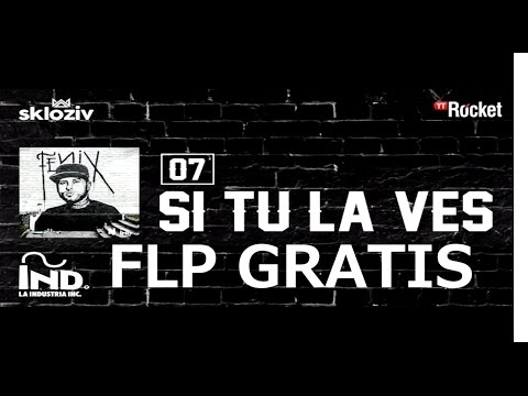 Nicky Jam Si Tu La Ves Original + FLP Gratis (Prod. By Jesùs Vàsquez)