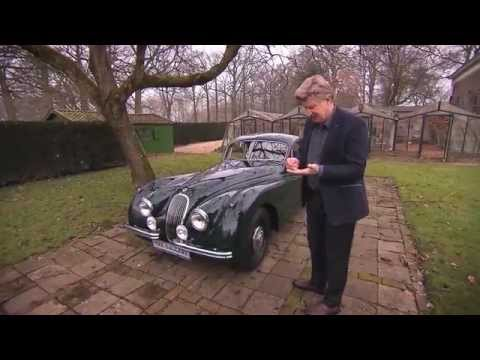 NICO AALDERING PRESENTS THE JAGUAR XK120 | GALLERY AALDERING TV