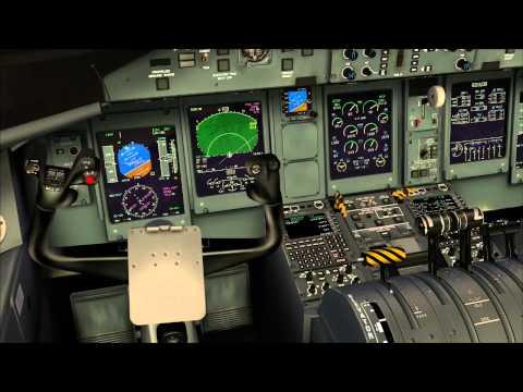 FSX Dash-8 Q400 KATL-KCSG Flight Part. 1