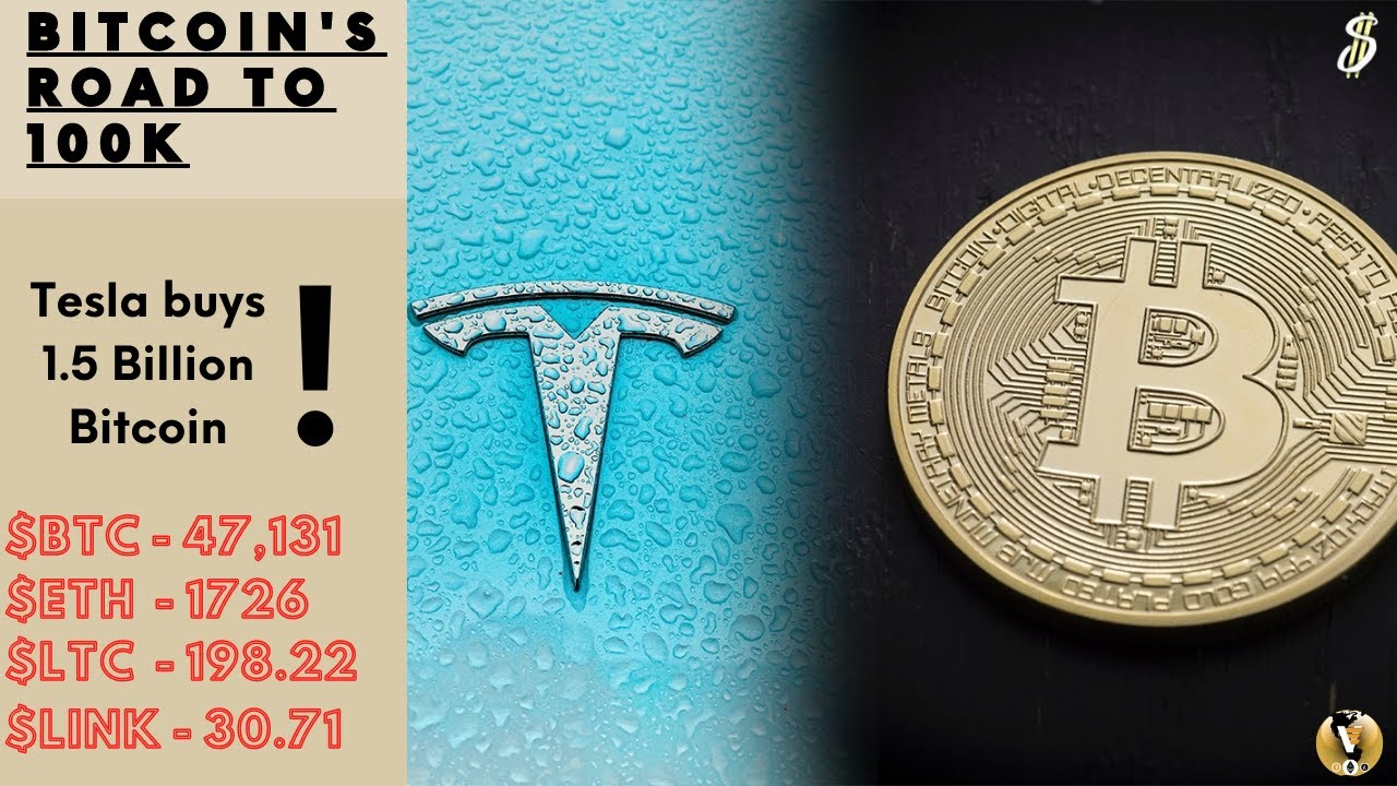 Bitcoin Plunges as Tesla Halts BTC Payments Over Environmental ...
