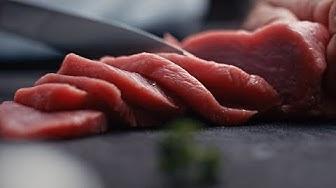 MIGROS: Fleisch-Theke mit Fondue-Chinoise-Platten