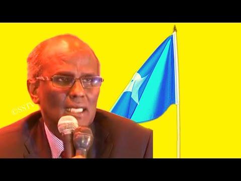 Prof Gaandi Oo Wacdaro Ka Dhigay Magaalada Kismaayo.
