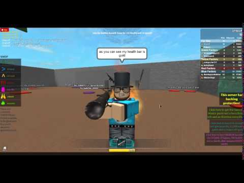 Unipuff's ROBLOX Gun Tycoon Glitch - YouTube