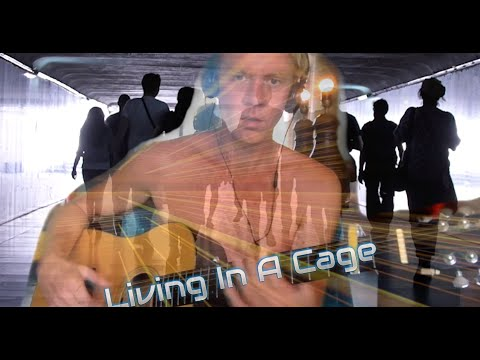 Living in a Cage - Ylia Callan Guitar - Acoustic Music Video 🎸