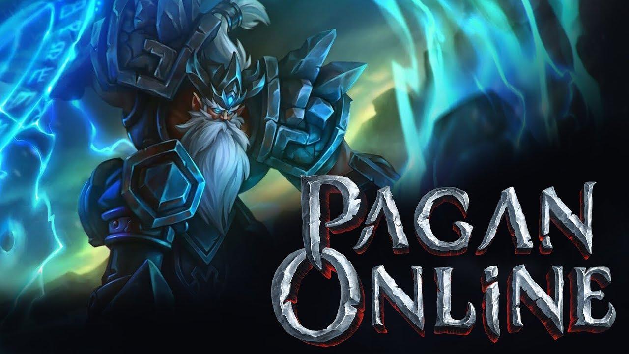 PAGAN Animated Screen for Icekei