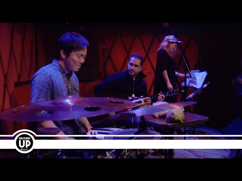 """Charlie Hunter Trio feat. Lucy Woodward & Keita Ogawa """"Can't Let Go"""