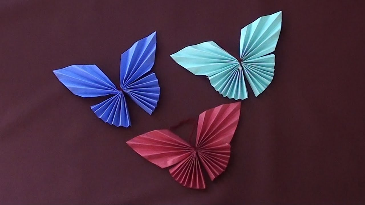 paper arts and craft ideas paper butterfly origami easy paper arts and crafts 7000