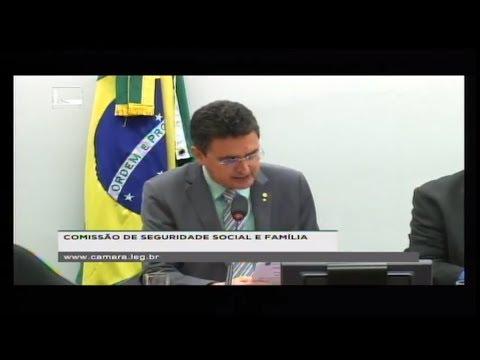 SEGURIDADE SOCIAL E FAMÍLIA - Reunião Deliberativa - 14/08/2018 - 10:36