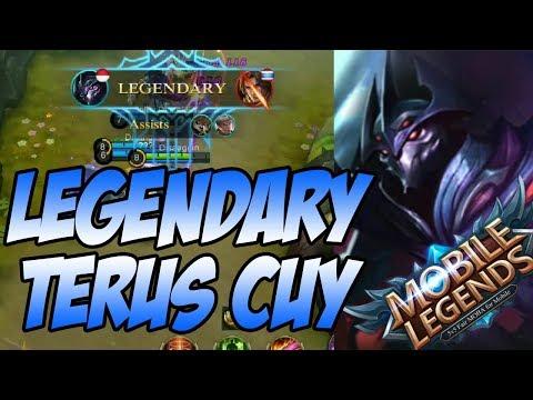 Hero Zhask OP Banget !! Bisa Legendary Berkali Kali - Mobile Legends indonesia