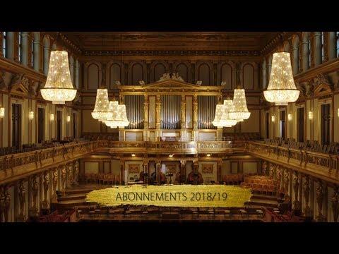 Die Saison 2018/19 im Musikverein Wien