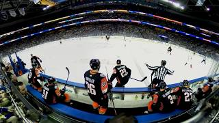 2018 NHL All-Star Game highlights in 360 Virtual Reality