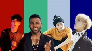 Jason Derulo, Lay, NCT 127 - 'Let's Shut Up & Dance' [Lyrics]