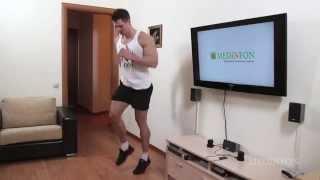 Фитнес Дома - Разминка и растяжка