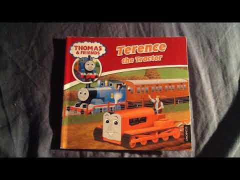 Terence Narrated By Michael Angelis.