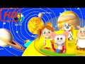 Kid and Family |  Solar System Song | Kids Song | Kindergarten Nursery Rhymes & Baby Songs Collecti