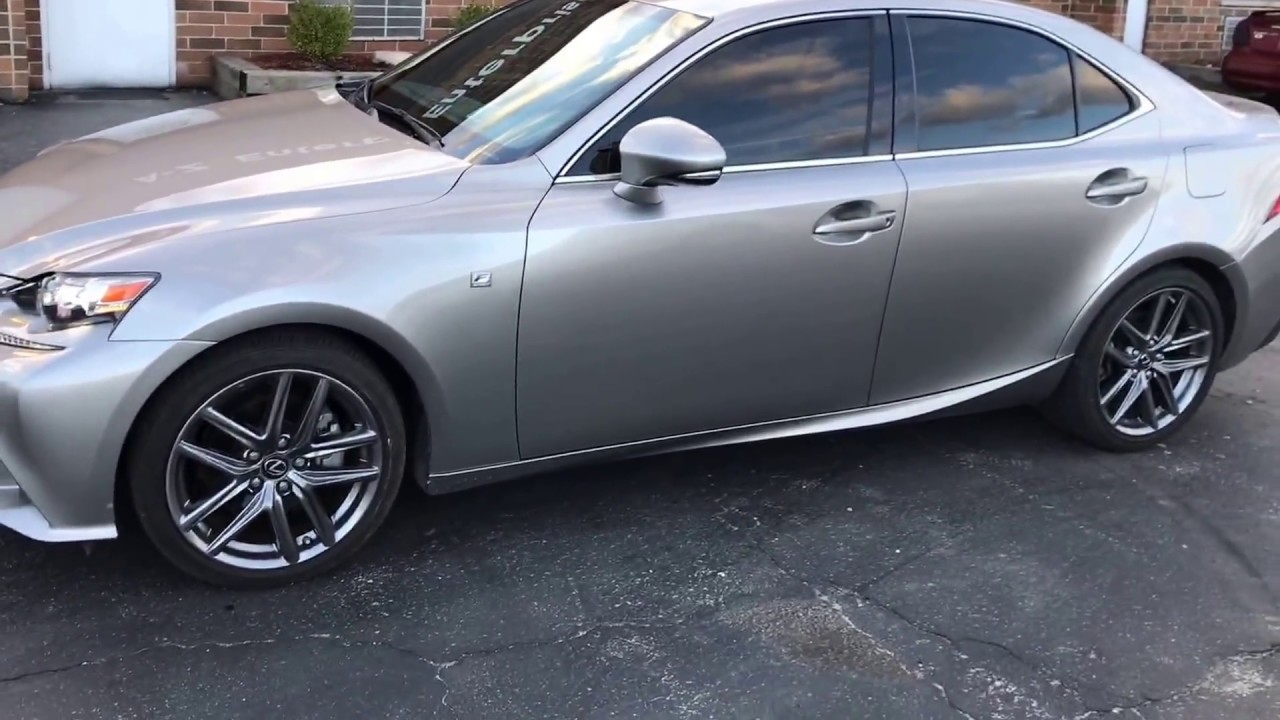 2015 LEXUS IS250 F SPORT AWD FOR SALE AT AZ ENTERPRISES