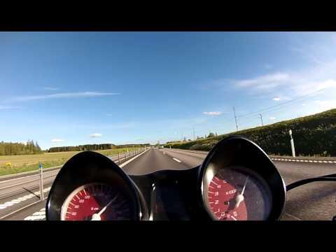Honda X-11 top speed
