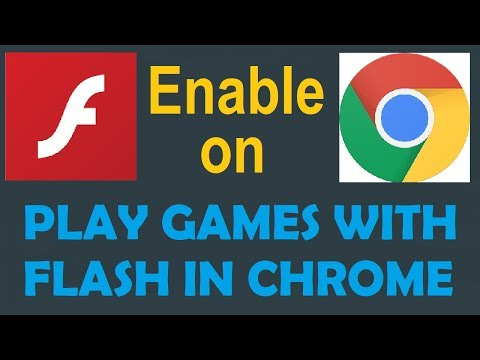 How To Enable Flash On Google Chrome || Allow Flash For Games || Full Tutorial (Internet Games)