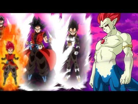 Dragon Ball Heroes GDM10 Opening - Makyouka Majin Demigra Demon God Transformation 【HD】