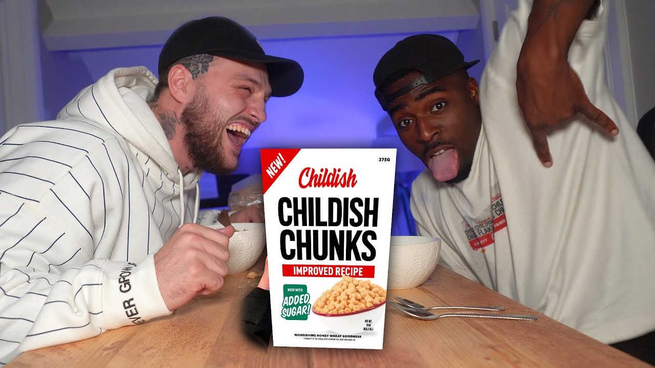 Me and my friend rated cereal (tier list)