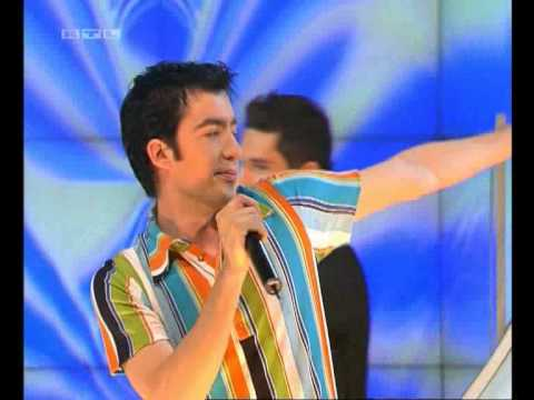 O-Zone At The German Top Of The Pops (2004)