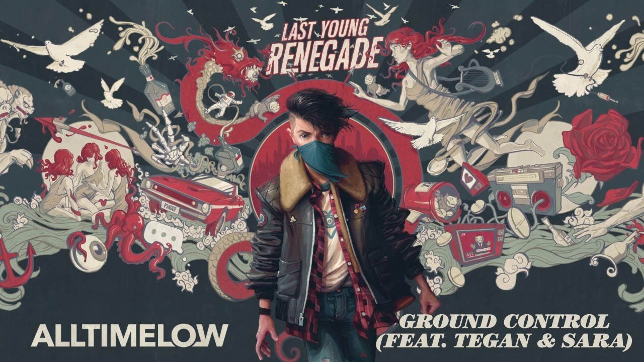all time low ground control feat tegan sara official audio  all time low ground control feat tegan sara official audio
