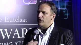 Markus Fritz, Eutelsat Director of Commercial Development and Marketing