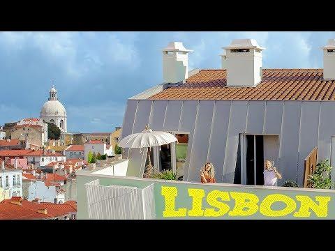 Our AMAZING Lisbon Apartment | HOUSE TOUR