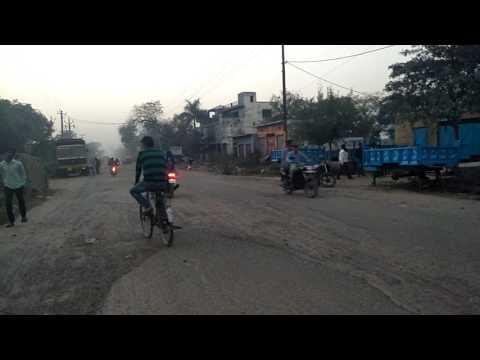Road Of Debai Bulandshahar Constituency