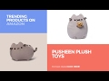 default - GUND Pusheenicorn Stuffed Pusheen Plush Unicorn, 13""