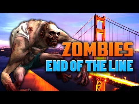 END OF THE LINE ★ Left 4 Dead 2 (L4D2 Zombie Games)