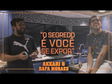"""""""o-segredo-é-você-se-expor""""- -akkari-&-rafa-moraes- -#03"""